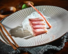 Sashimi Pez limón