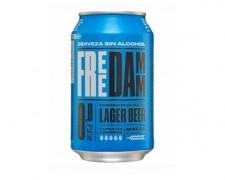 Free damm sin alcohol
